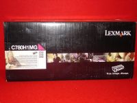 Lexmark C780H1MG Magenta Toner Cartridge High Capacity Return Program