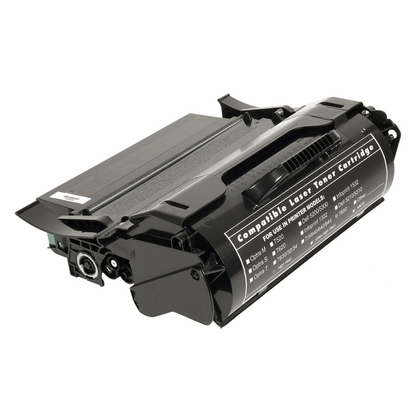 Compatible Lexmark T65X (T650H11A) Black High Yield Toner Cartridge