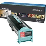 Lexmark W84020H Black High Yield Toner Cartridge