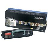 Lexmark X340A21G Black Toner Cartridge