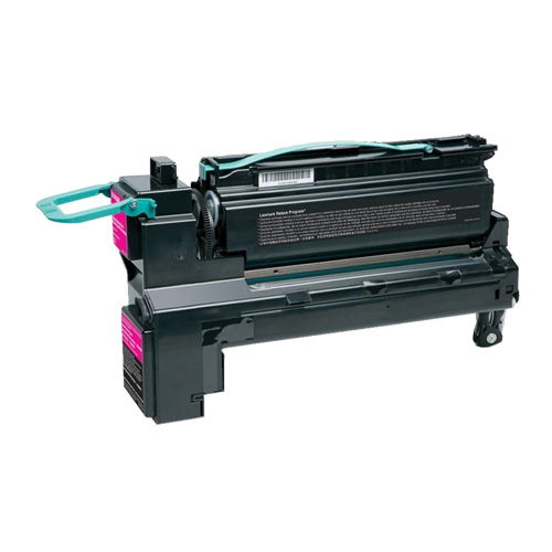 Compatible Lexmark X792X1MG Magenta Extra High Yield Toner Cartridge