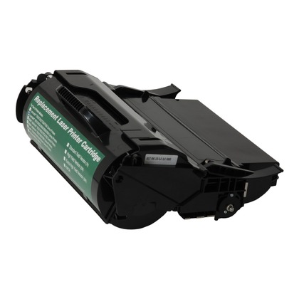 Compatible Lexmark X651H21A Black High Yield Toner Cartridge
