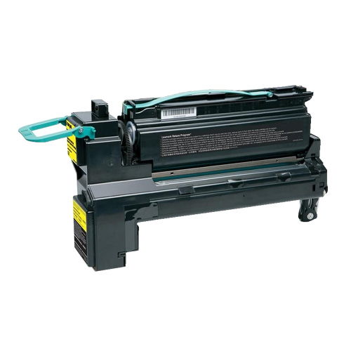 Compatible Lexmark X792X1YG Yellow Extra High Yield Toner Cartridge