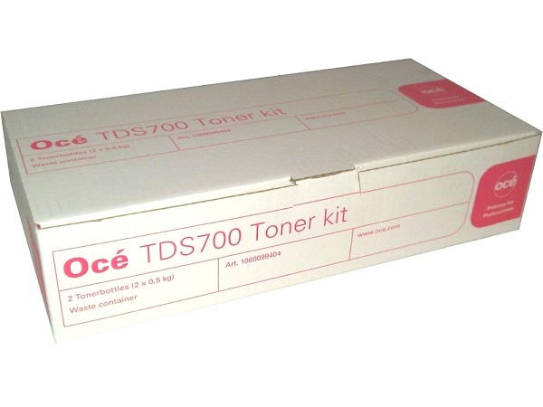 Oce 1060099404 (1060047449) Black Toner Cartridge - Box of 2