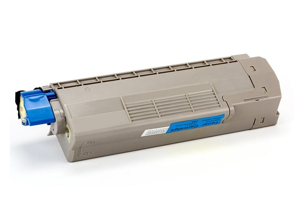 Compatible Okidata 44315303 Cyan Toner Cartridge