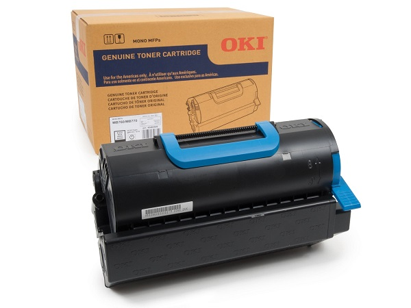 Okidata 45460509 Black High Yield Toner Cartridge