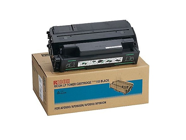 Ricoh 402360 (Type 115) Black Toner / Drum Cartridge