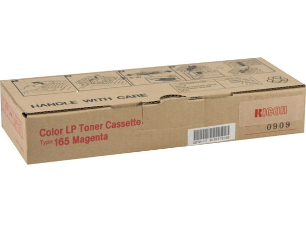 Ricoh 402554 (TYPE 165) Magenta Toner Cartridge