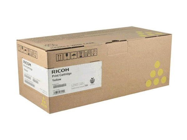 Ricoh 406044 (SPC220A) Yellow Toner Drum Cartridge