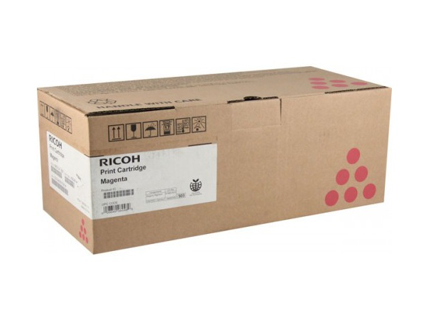 Ricoh 406048 (SPC220A) Magenta Toner Drum Cartridge