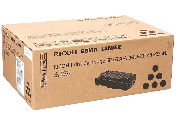 Ricoh 406628 (SP6330A) Black Toner