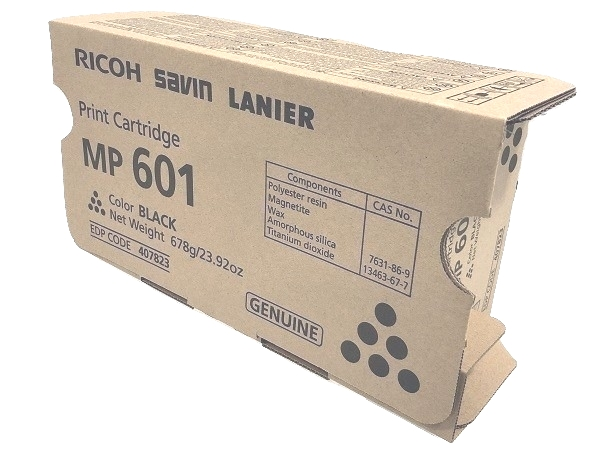 Ricoh 407823 (MP 601) Black All- in-One Print Cartridge