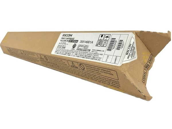 Ricoh 820008 Yellow High Yield Toner Cartridge