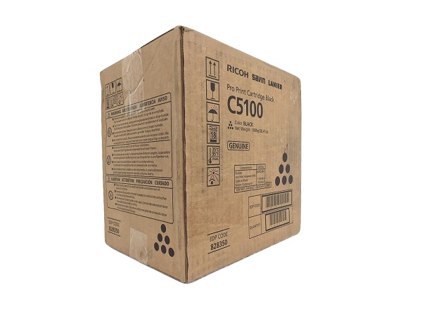 Ricoh 828350 (828221) Black Toner Cartridge