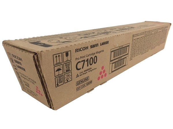 Ricoh 828328 (828386) Magenta Toner Cartridge
