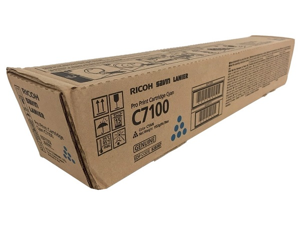Ricoh 828329 (828387) Cyan Toner Cartridge