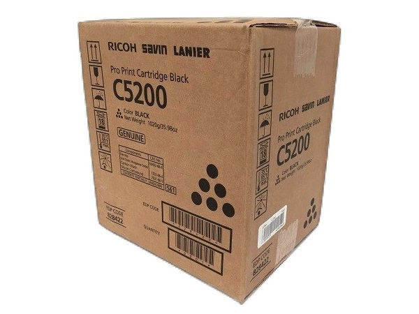 Ricoh 828422 Black Toner Cartridge