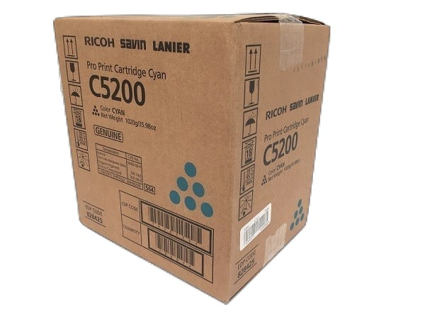 Ricoh 828425 Cyan Toner Cartridge
