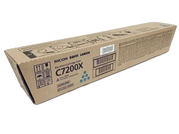 Ricoh 828531 Cyan Toner Cartridge - GRAPHIC MODELS ONLY