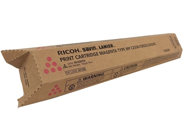 Ricoh 841282 Magenta Toner Cartridge