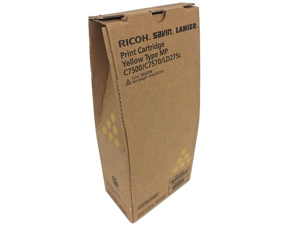 Ricoh 841291 Yellow Toner Cartridge