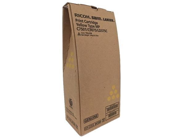 Ricoh 841360 Yellow Toner Cartridge