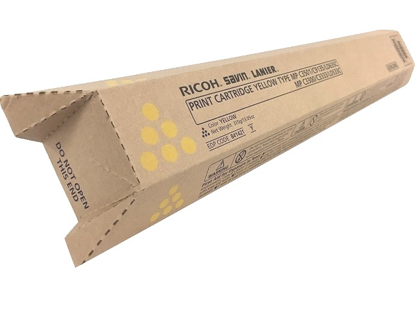 Ricoh 841421 Yellow Toner Cartridge