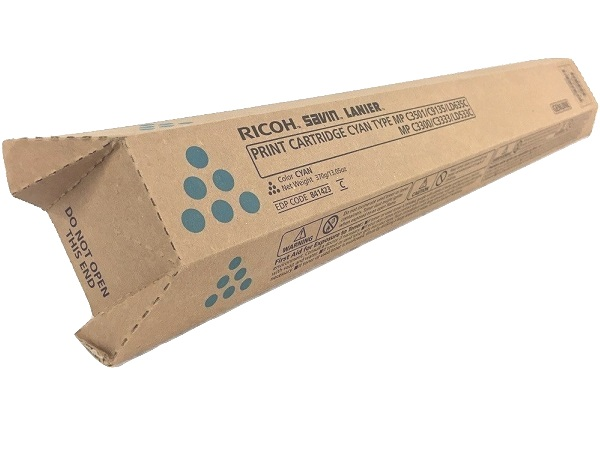 Ricoh 841423 Cyan Toner Cartridge