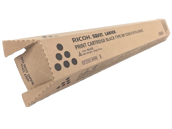 Ricoh 841582 (MPC4501) Black Toner Cartridge