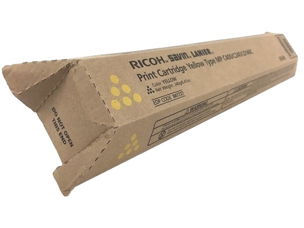 Ricoh 841727 Yellow Toner Cartridge
