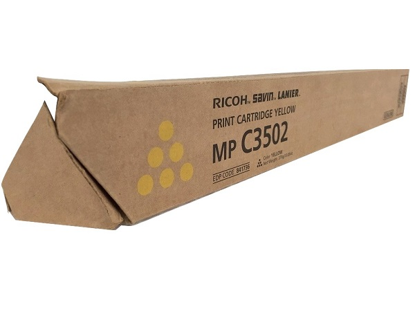 Ricoh 841736 Yellow Toner Cartridge