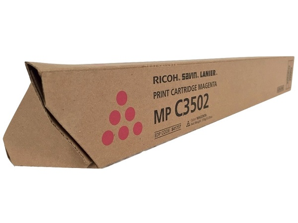Ricoh 841737 Magenta Toner Cartridge