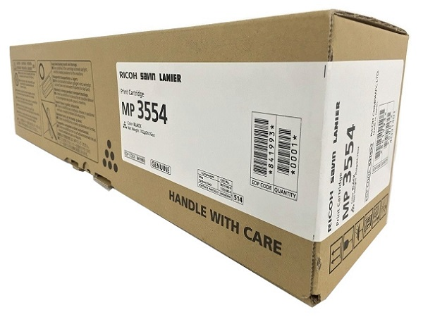 Ricoh 842124 (841993) Black Toner Cartridge