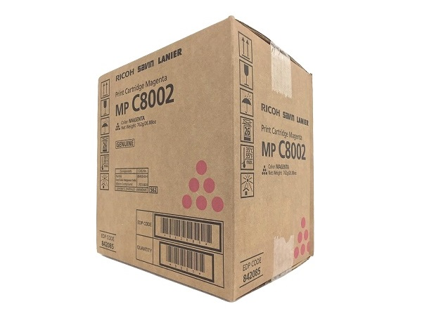 Ricoh 842085 Magenta Toner Cartridge