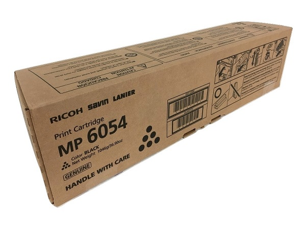 Ricoh 842126 (841999) Black Toner Cartridge