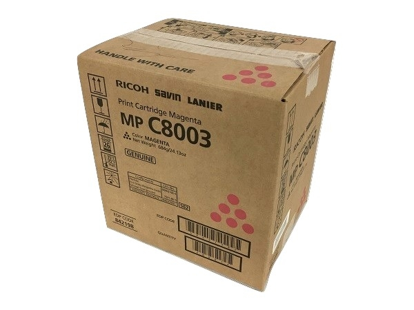 Ricoh 842198 Magenta Toner Cartridge