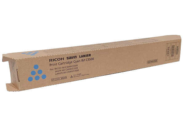 Ricoh 842254 (IM C3500) Cyan Toner Cartridge