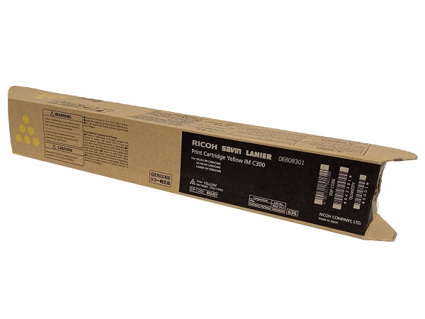 Ricoh 842381 (IM C300) Yellow Toner Bottle