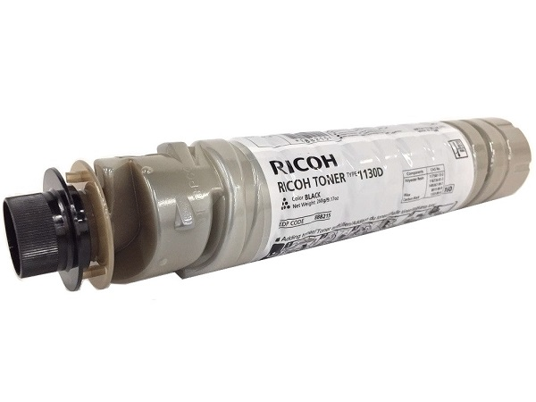 Ricoh 888215 (TYPE 1130D) Black Toner Cartridge