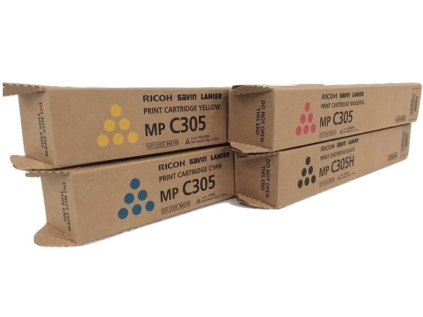 Ricoh MP-C305 Complete Toner Set