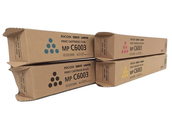 Ricoh MP-C4503 Complete Toner Cartridge Set