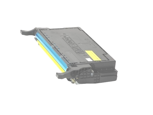 Compatible Samsung CLT-Y508L (CLT-Y508L/XAA) Yellow Toner Cartridge