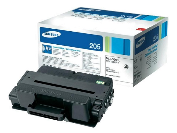 Samsung MLT-D205L Black High Yield Toner Cartridge