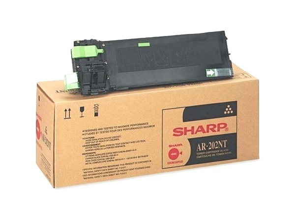 Sharp AR-202NT (AR-201NT) Black Toner Cartridge