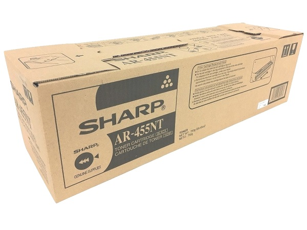 Sharp AR-455NT (AR-455MT) Black Toner Cartridge