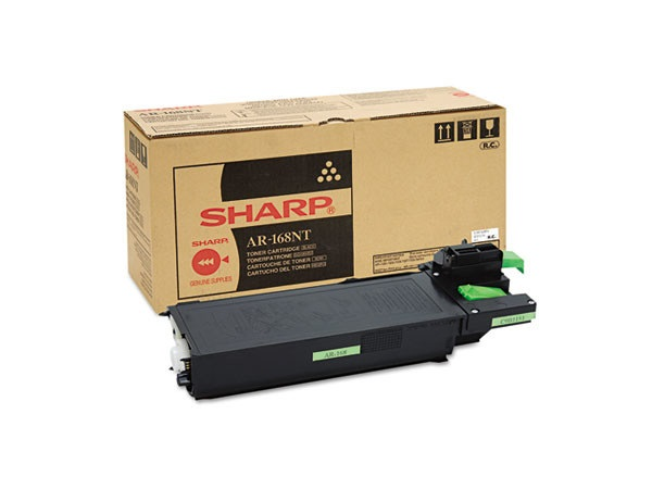 Sharp AR-168NT (AR-152NT) Black Toner Cartridge