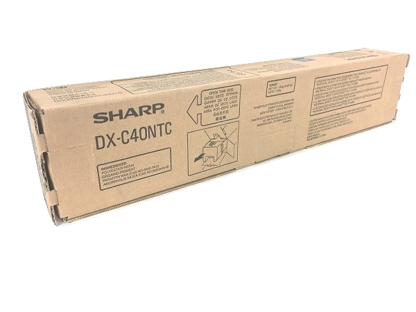 Sharp DX-C40NTC Cyan Toner Cartridge