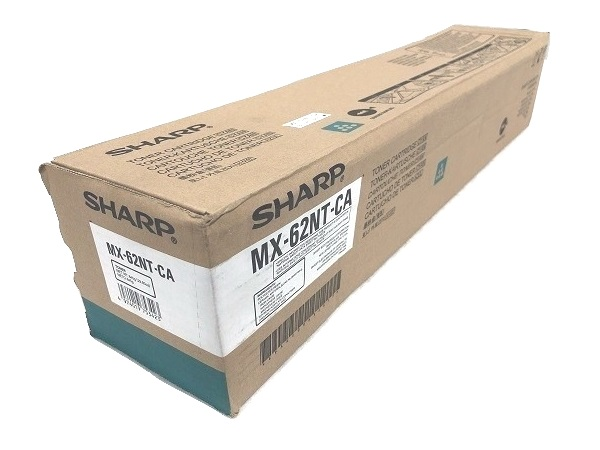 Sharp MX-62NTCA (MX62NTCA) Cyan Toner Cartridge