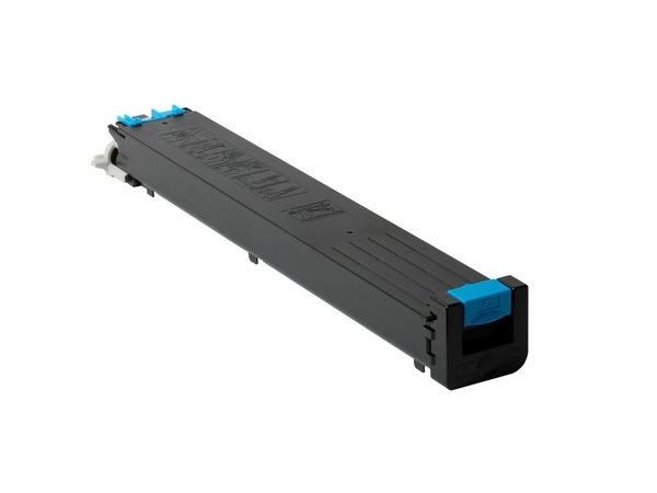 Compatible Sharp MX-51NTCA (MX51NTCA) Cyan Toner Cartridge