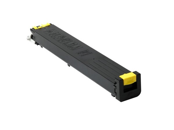 Compatible Sharp MX-51NTYA (MX51NTYA) Yellow Toner Cartridge